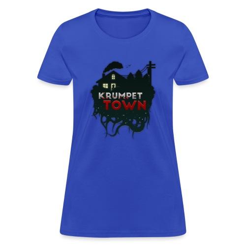 Krumpet Town - Women's T-Shirt