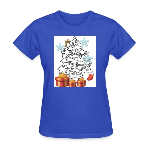 Christmas is here!! - Women's T-Shirt