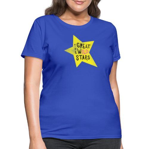 GWS: Classic Logo, Yellow - Women's T-Shirt