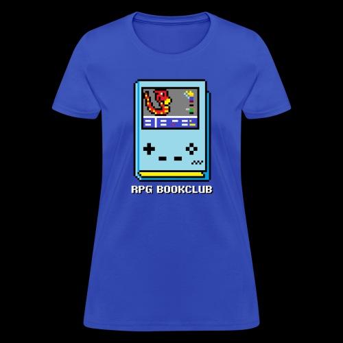 RPG Bookclub Logo - Women's T-Shirt