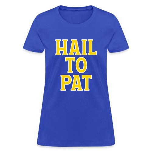 H2Pat - Women's T-Shirt