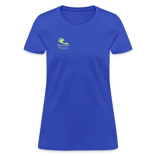 Barefoot Running 1 Women's T-Shirts - Women's T-Shirt