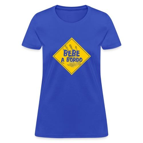 BABY ON BOARD - Women's T-Shirt