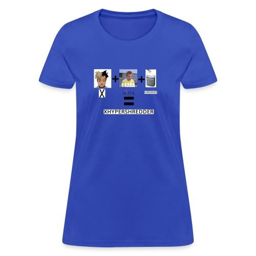 shredder - Women's T-Shirt