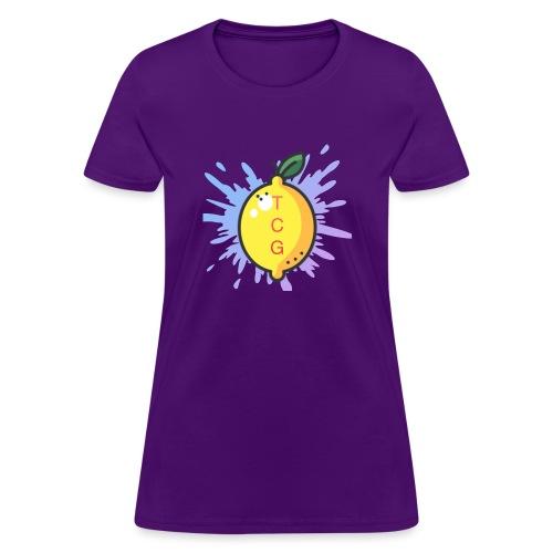 lemon splash- TCG - Women's T-Shirt