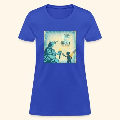 L4L graphic - Women's T-Shirt