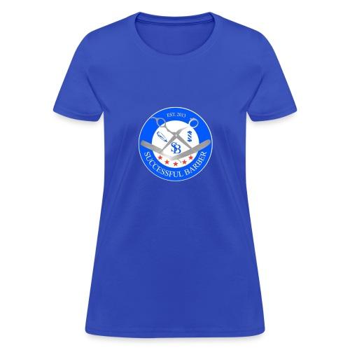 Successful Barber Seal - Women's T-Shirt