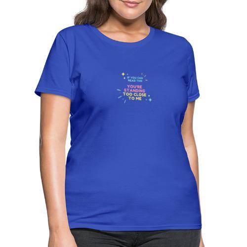 Fight Corona - Women's T-Shirt