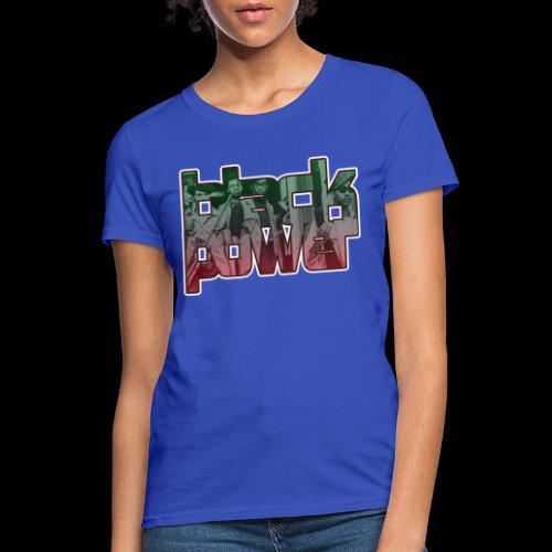 Black Power - Women's T-Shirt