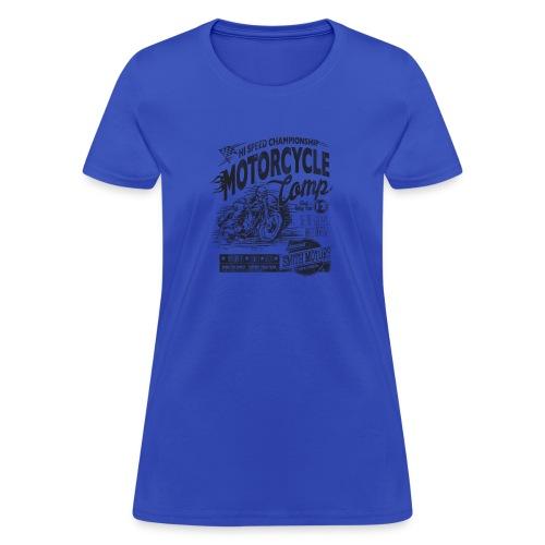 vintage bike - Women's T-Shirt
