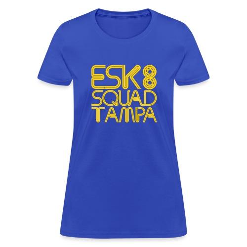 Esk8Squad TampaBay - Women's T-Shirt