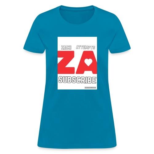 2BE4174E CBA5 4BF1 BC79 FD191616D6D7 - Women's T-Shirt