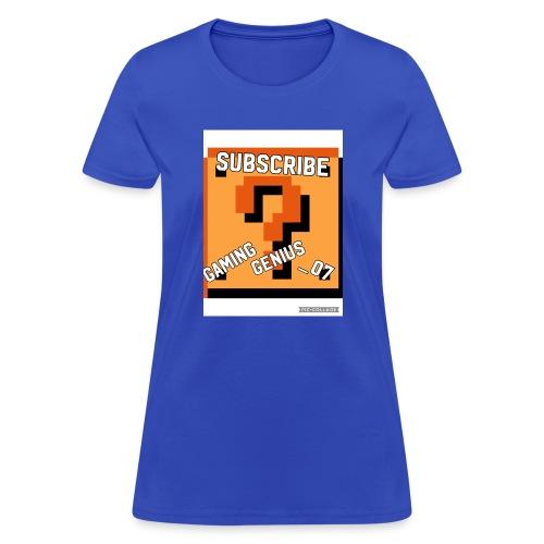 B352BFF4 2E34 449A 996F 7F29B471DB3E - Women's T-Shirt