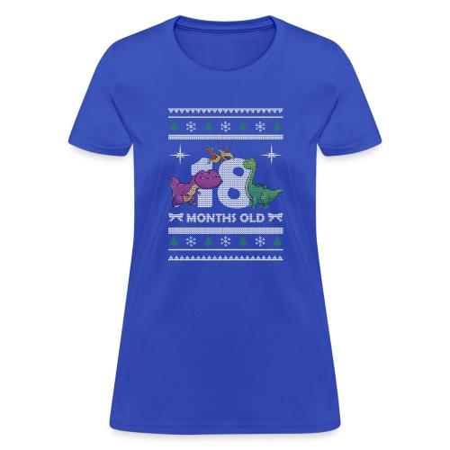 Christmas 18 months old - Women's T-Shirt
