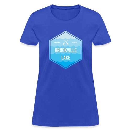 Brookville Lake - Women's T-Shirt