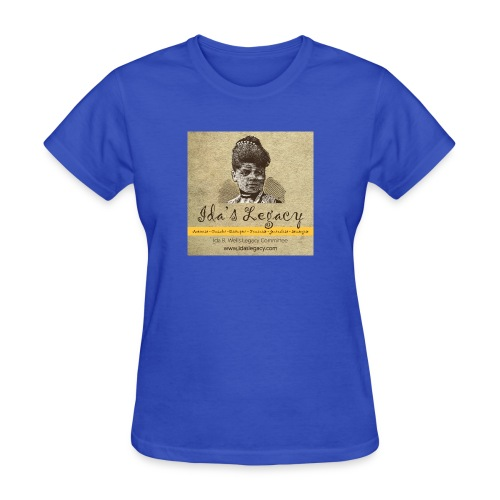 Ida's Legacy Full Color Art - Women's T-Shirt
