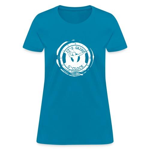 It's Gainz O'Clock - Women's T-Shirt