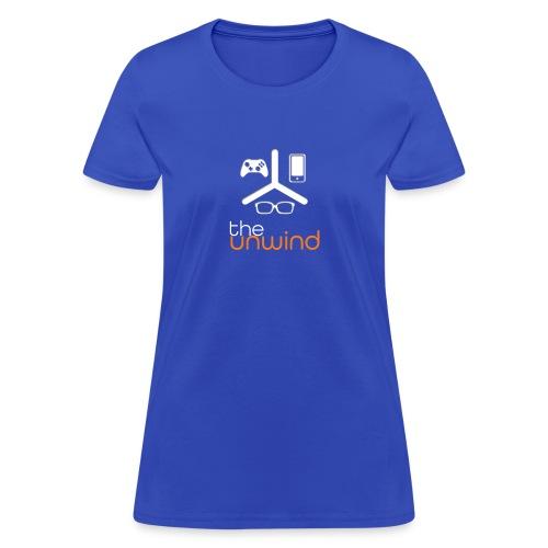 The Unwind (Orange) - Women's T-Shirt
