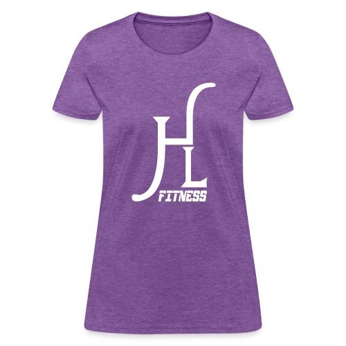 HLF Vector WHT - Women's T-Shirt