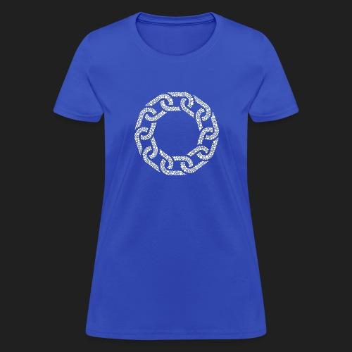 Brotherhood Hex Design - Women's T-Shirt