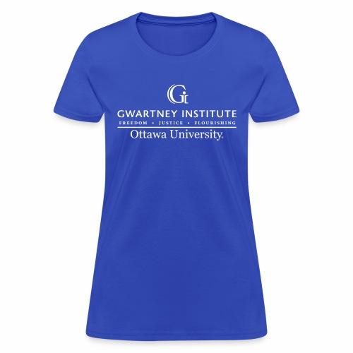 Gwartney Institute Logo - Women's T-Shirt