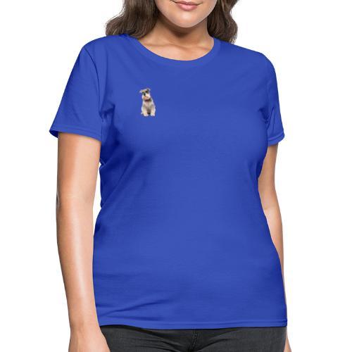 Schnauzer Merch - Women's T-Shirt