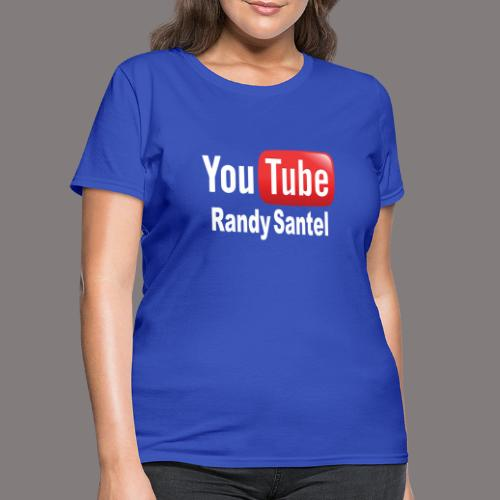 Randy Shirt PNG - Women's T-Shirt