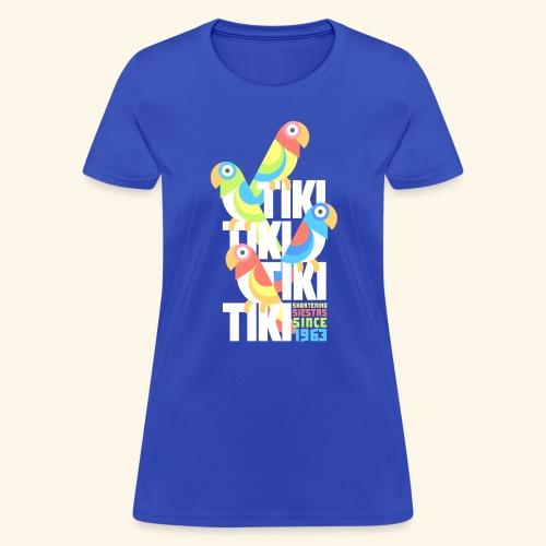 Tiki Room - Women's T-Shirt