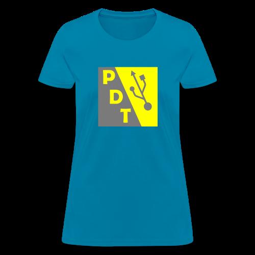 PDT Logo - Women's T-Shirt