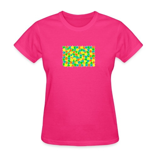 Dynamic movement - Women's T-Shirt