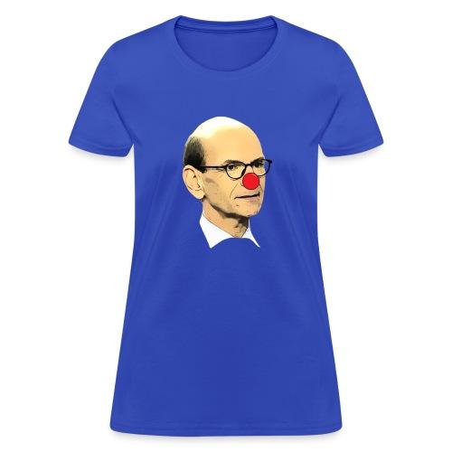 Paul Finebaum Clown Shirt - Women's T-Shirt