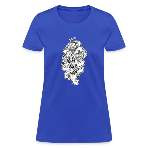 TOXIC WASTE - Women's T-Shirt