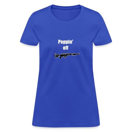 hunting rifle - Women's T-Shirt
