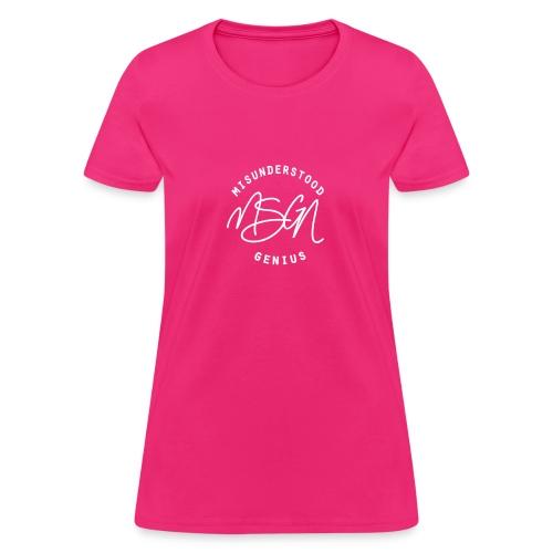 MSGN Logo - Women's T-Shirt