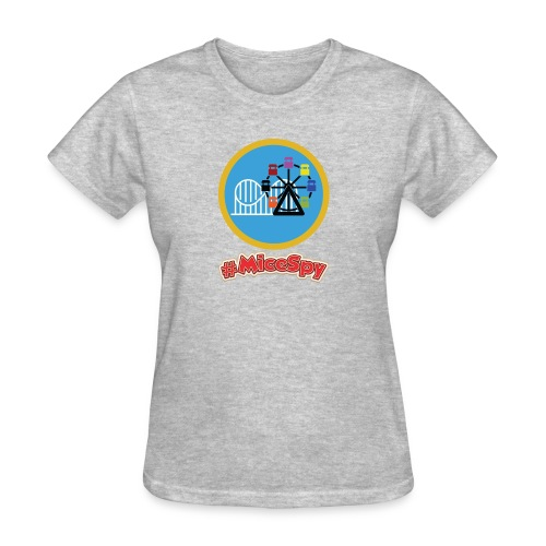Paradise Pier Explorer Badge - Women's T-Shirt
