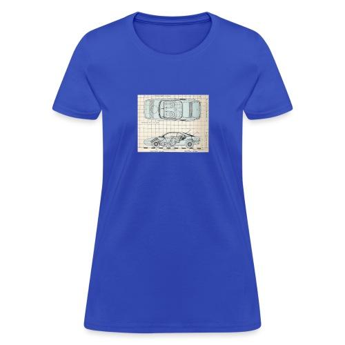 drawings - Women's T-Shirt