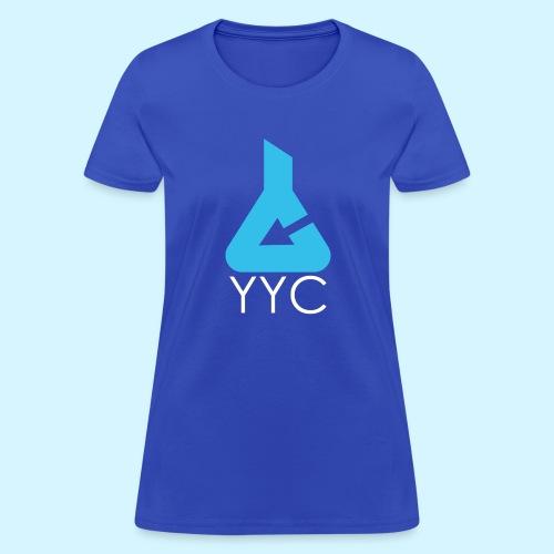 Media Lab Logo (white text) - Women's T-Shirt