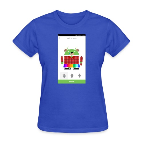 google cool - Women's T-Shirt