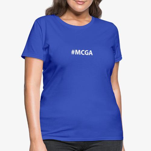 MCGA - Women's T-Shirt
