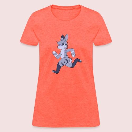 Breezy Bunny - Women's T-Shirt