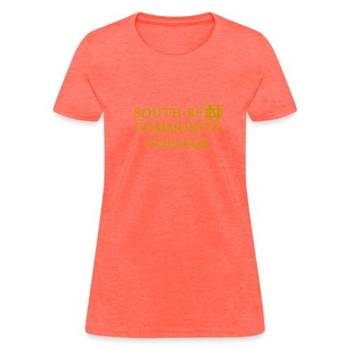 Notre Dame Community College - Women's T-Shirt