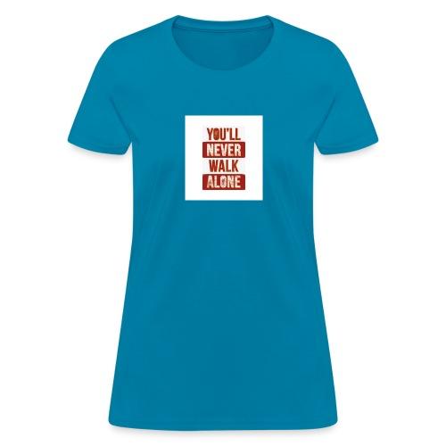 liverpool fc ynwa - Women's T-Shirt