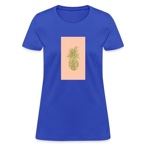 pinaple - Women's T-Shirt