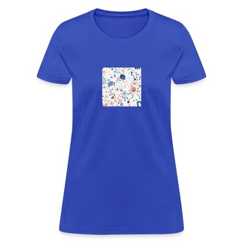 flowers - Women's T-Shirt