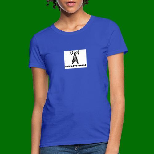 Sick Boys Radio Tower - Women's T-Shirt