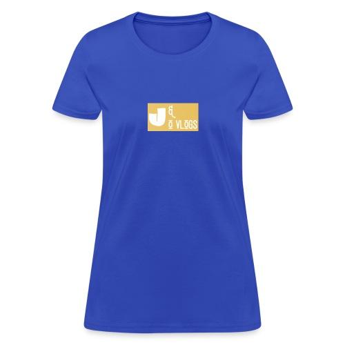 J & O Vlogs - Women's T-Shirt