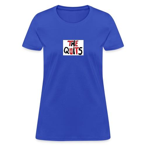 quits logo - Women's T-Shirt