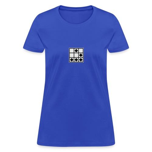Hacker Emblem - Women's T-Shirt