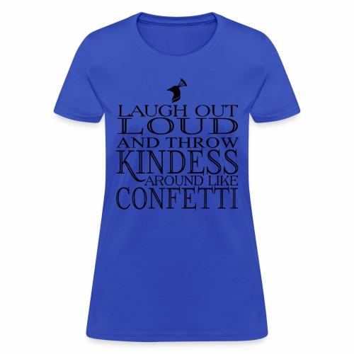 KINDESS CONFETTI - Women's T-Shirt