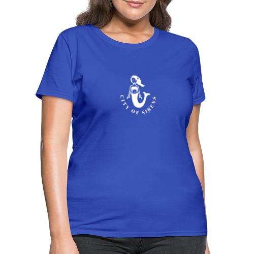 Pacifica Locals City of Sirens - Women's T-Shirt